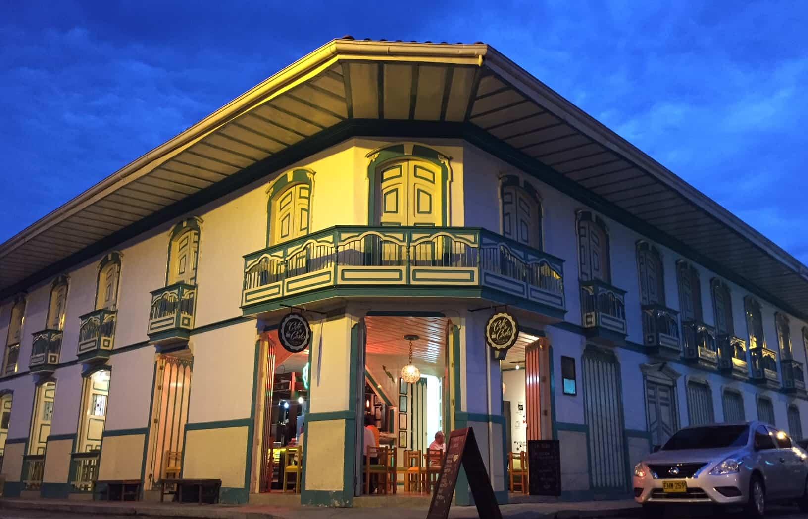 El Café de Carlos