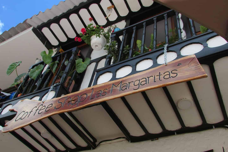 Coffee Shop Las Margaritas