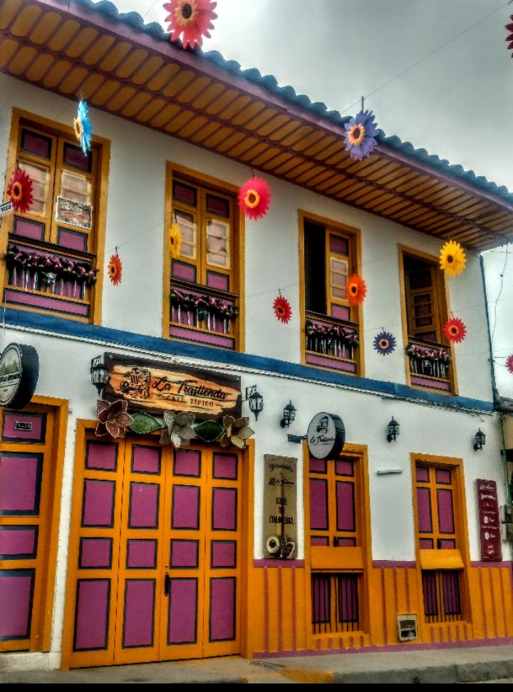 Café Típico la Trastienda