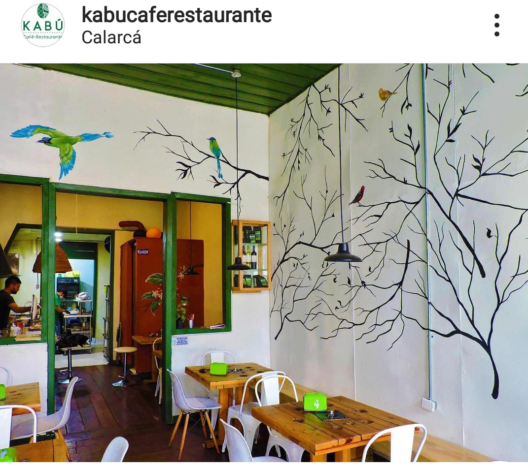 Kabú Café Restaurante