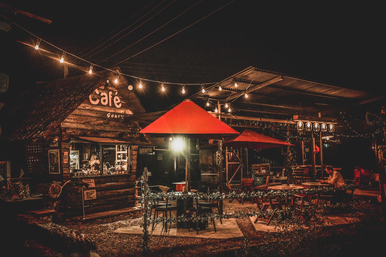 La Cabaña Café Bar