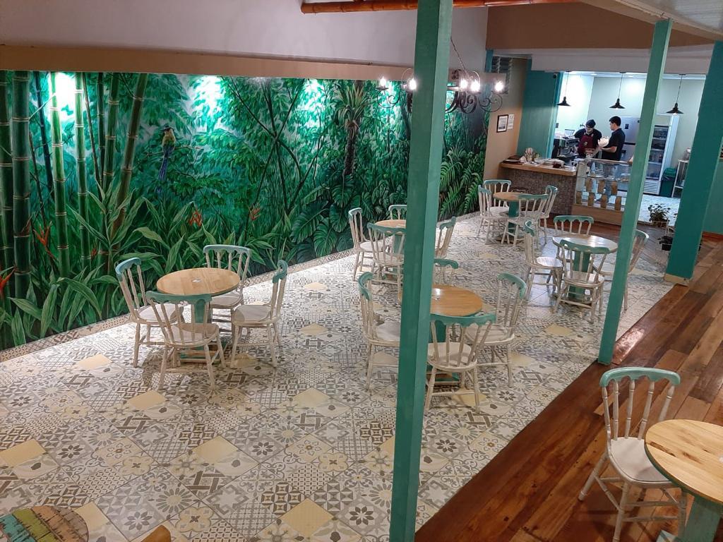 La Ceiba Café para el Alma