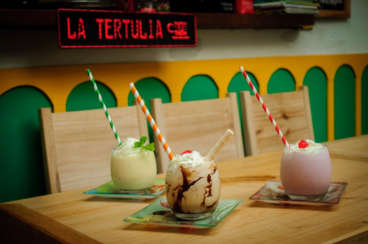La Tertulia Café