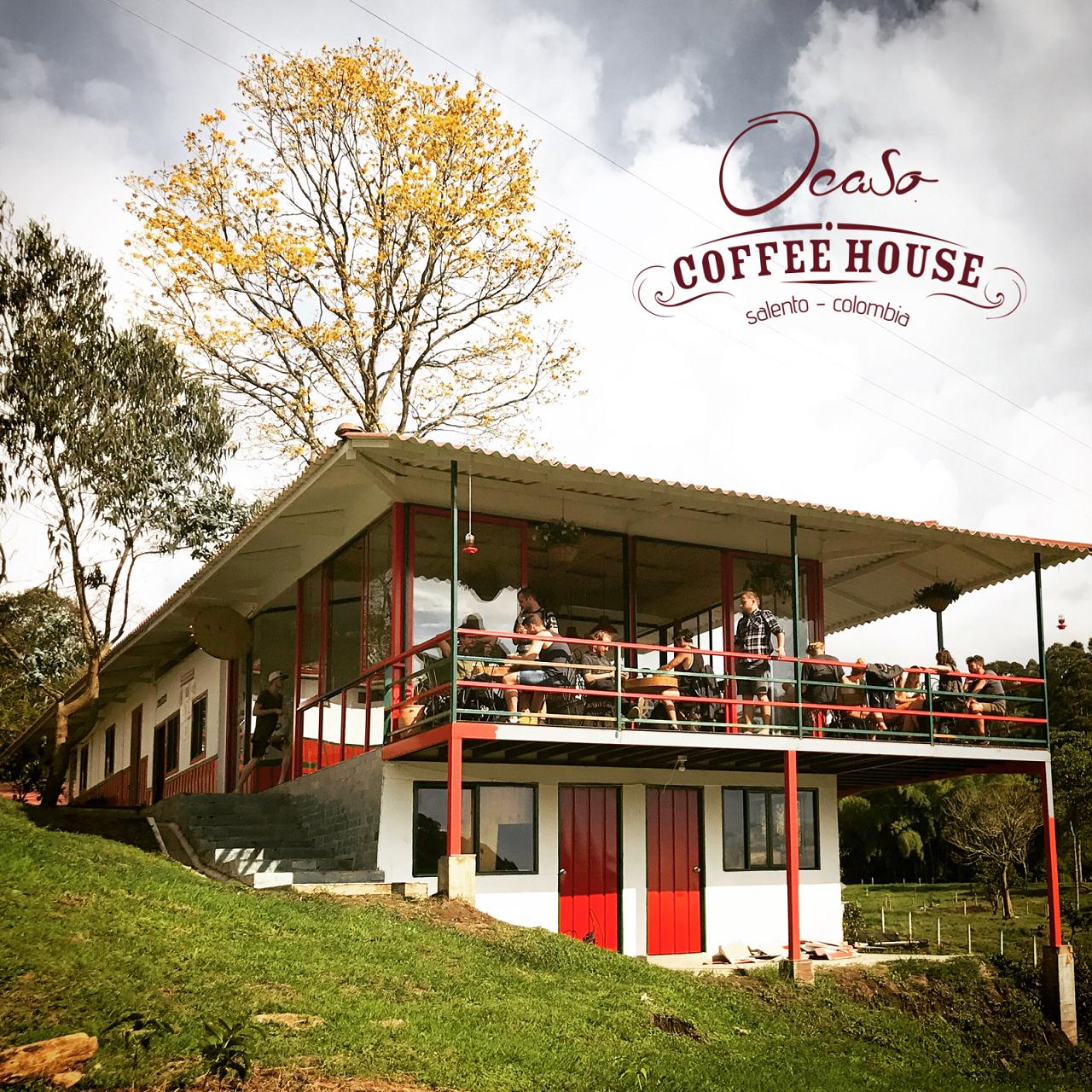 Ocaso Coffee House Finca el Ocaso