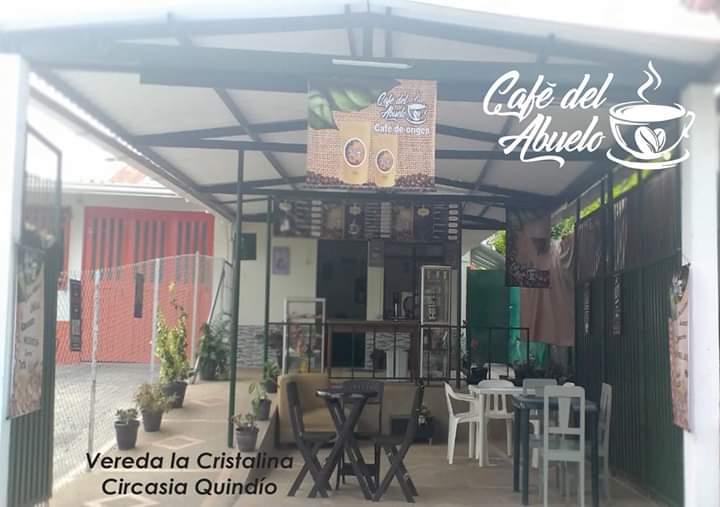 Tienda de Café – Café del Abuelo