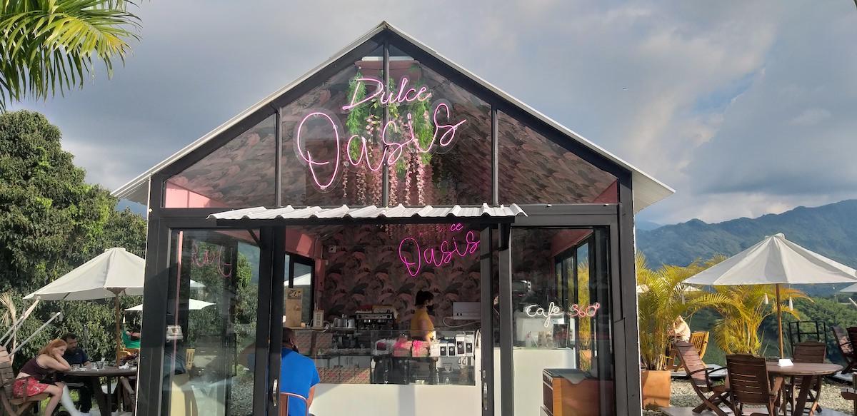 Dulce Oasis – CAFÉ 360°