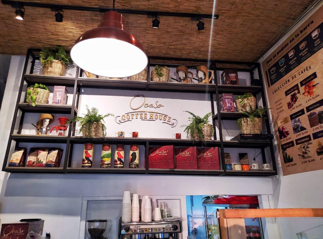 Ocaso Coffee House Salento