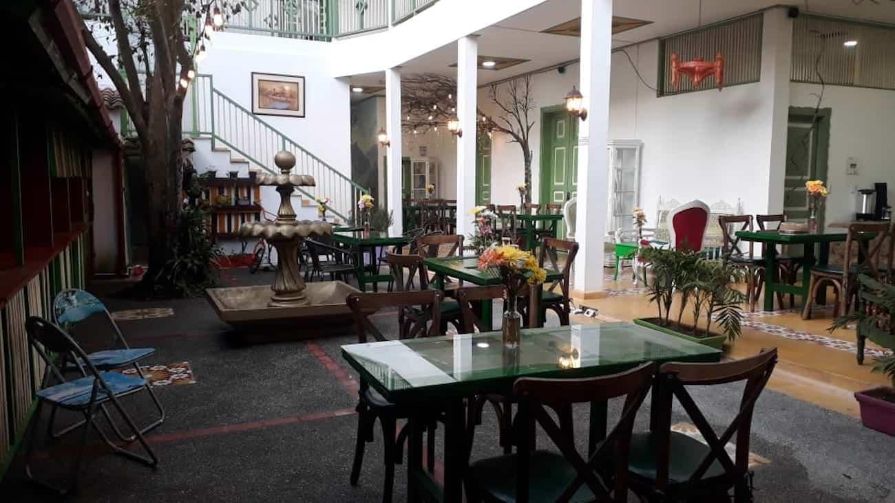 Tienda Café V60 Parrilla Bar
