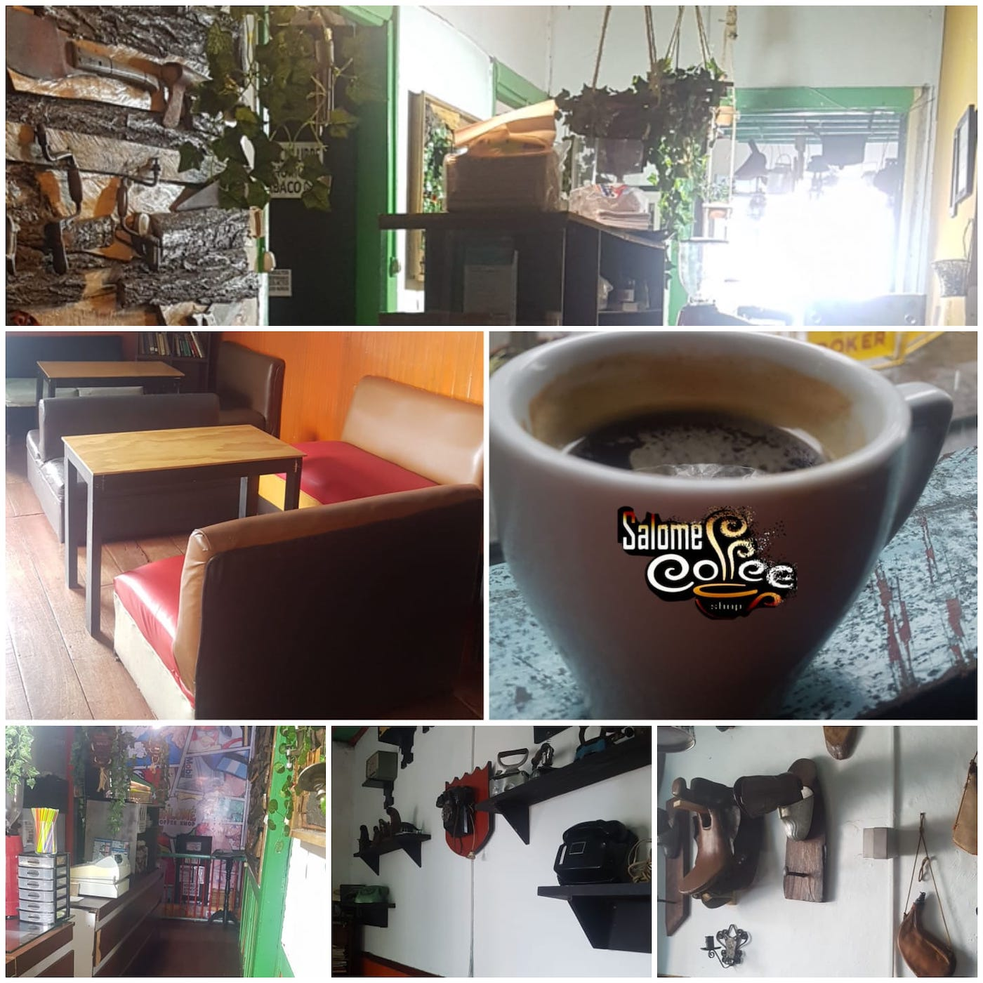 Salomé Coffee Shop