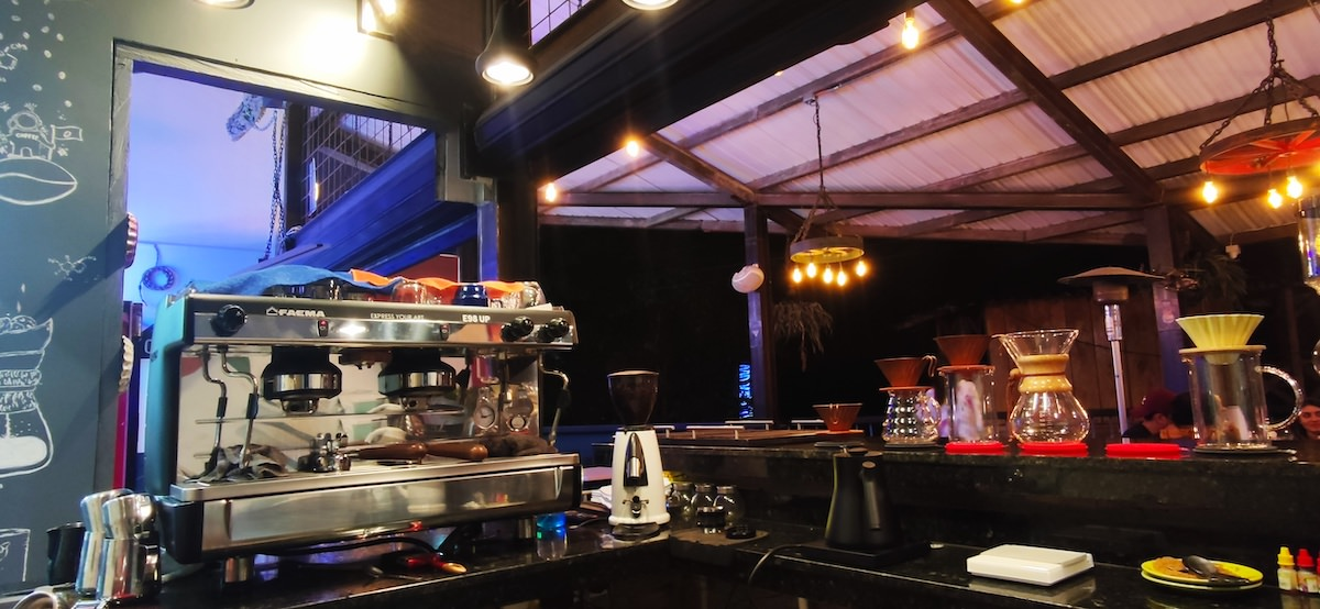 Expresiones Compañía de Cafés